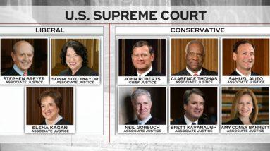 Biden's Supreme Court reform commission wraps up its work