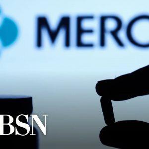 Merck asks FDA for emergency authorization of antiviral COVID pill