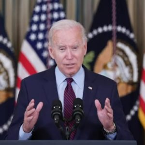 President Biden blasts Republicans over the debt ceiling