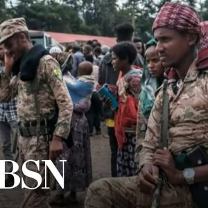 Ethiopian government intensifies assault on Tigray forces; UN condemns expulsion of senior offici…