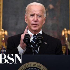 Watch Live: Biden speaks about debt ceiling | CBSN